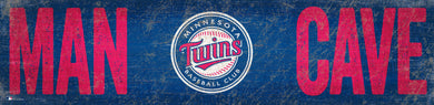 Minnesota Twins Man Cave Sign - 6