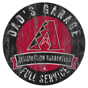 Arizona Diamondbacks Dad's Garage