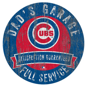 Chicago Cubs  Dad's Garage