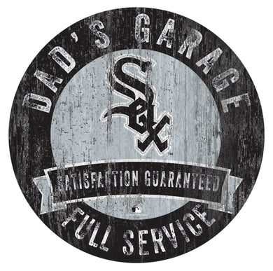 Chicago White Sox Dad's Garage