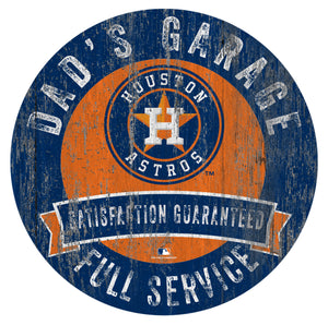 Houston Astros Dad's Garage