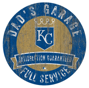 Kansas City Royals Dad's Garage