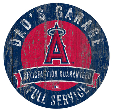 Los Angeles Angels  Dad's Garage