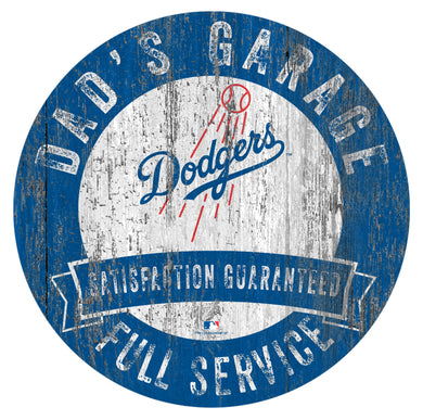 Los Angeles Dodgers Dad's Garage