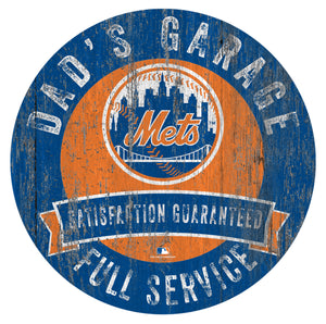 New York Mets Dad's Garage