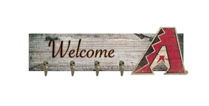 "Arizona Diamondbacks Coat Hanger - 24""x6"""