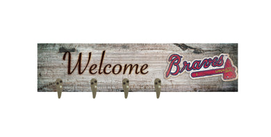 Atlanta Braves Coat Hanger - 24
