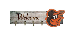 "Baltimore Orioles Coat Hanger - 24""x6"""
