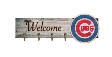 Chicago Cubs Coat Hanger - 24