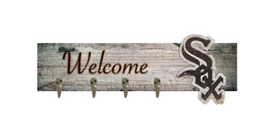 "Chicago White Sox Coat Hanger - 24""x6"""