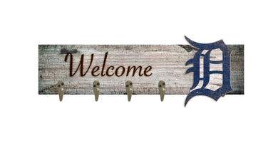 Detroit Tigers Coat Hanger - 24