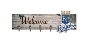 "Kansas City Royals Coat Hanger - 24""x6"""