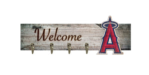 "Los Angeles Angels  Coat Hanger - 24""x6"""