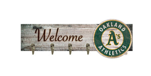 "Oakland Athletics Coat Hanger - 24""x6"""
