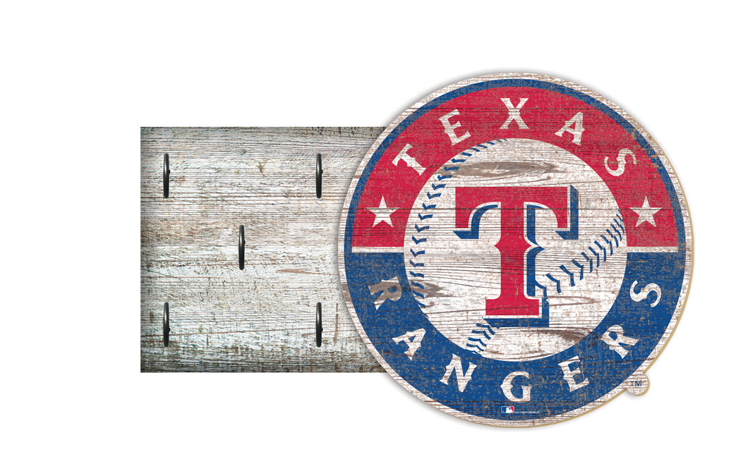 Texas Rangers Key Holder 6