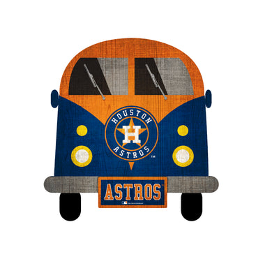 Houston Astros Team Bus Sign
