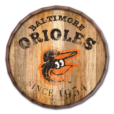 Baltimore Orioles Established Date Barrel Top - 16