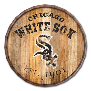 Chicago White Sox Established Date Barrel Top