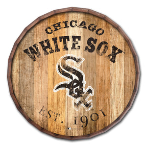 Chicago White Sox Established Date Barrel Top - 16""