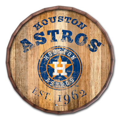 Houston Astros Established Date Barrel Top - 16