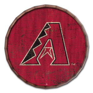 Arizona Diamondbacks Cracked Color Barrel Top - 16""