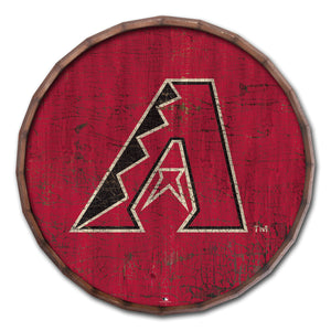 Arizona Diamondbacks Cracked Color Barrel Top - 24""