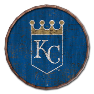 Kansas City Royals Cracked Color Barrel Top - 16""