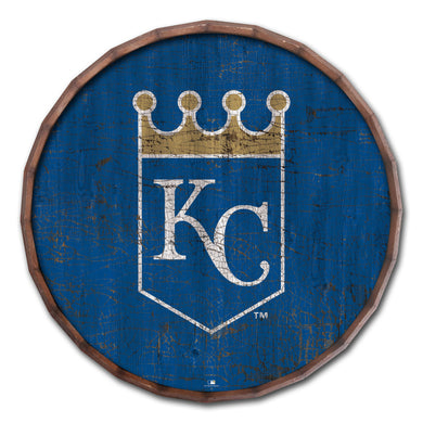 Kansas City Royals Cracked Color Barrel Top - 24