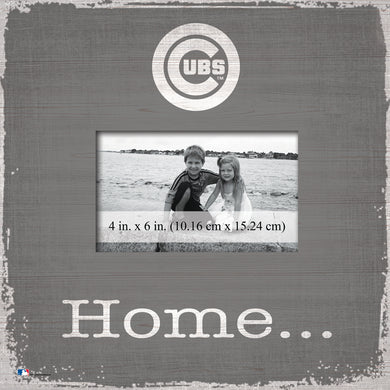 Chicago Cubs Home Picture Frame