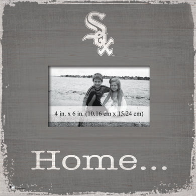 Chicago White Sox Home Picture Frame
