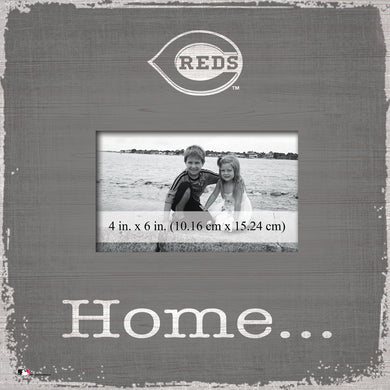 Cincinnati Reds Home Picture Frame