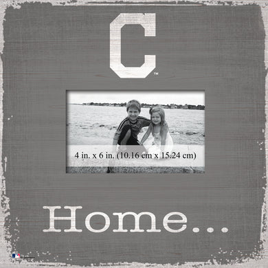 Cleveland Indians Home Picture Frame