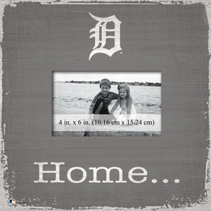 Detroit Tigers Home Picture Frame