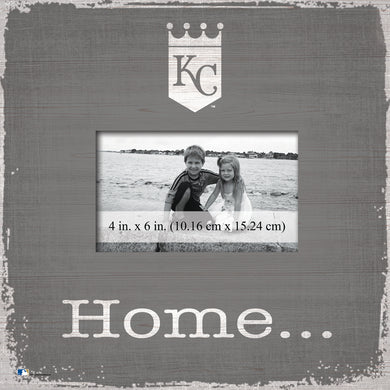 Kansas City Royals Home Picture Frame