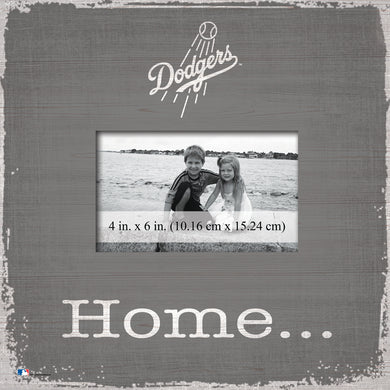 Los Angeles Dodgers Home Picture Frame
