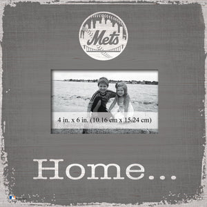 New York Mets Home Picture Frame