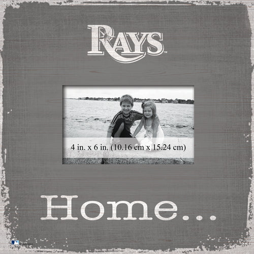 Tampa Bay Rays Home Picture Frame
