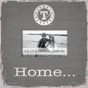 Texas Rangers Home Picture Frame