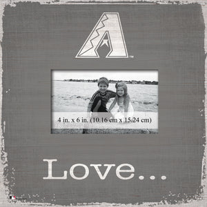 Arizona Diamondbacks Love Picture Frame