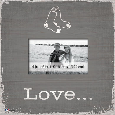 Boston Red Sox Love Picture Frame