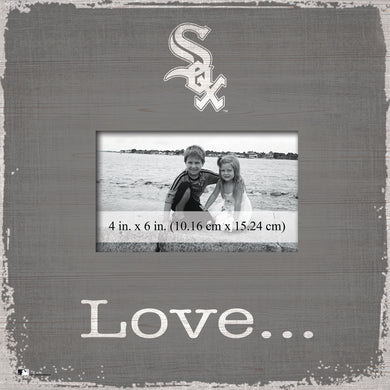 Chicago White Sox Love Picture Frame