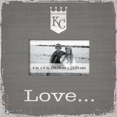 Kansas City Royals Love Picture Frame