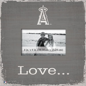 Los Angeles Angels Love Picture Frame