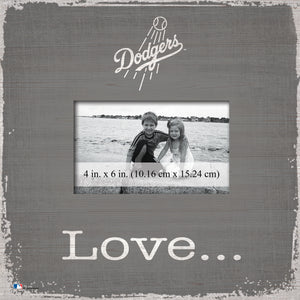 Los Angeles Dodgers Love Picture Frame