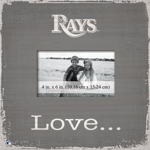 Tampa Bay Rays Love Picture Frame