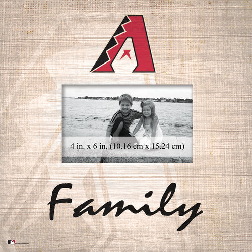 Arizona Diamondbacks Family Picture Frame