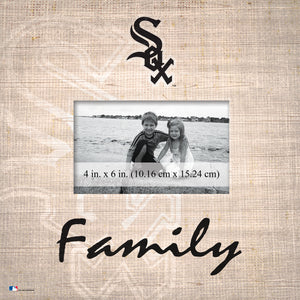 Chicago White Sox Family Picture Frame