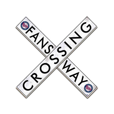 Minnesota Twins Fans Way Crossing Wall Art