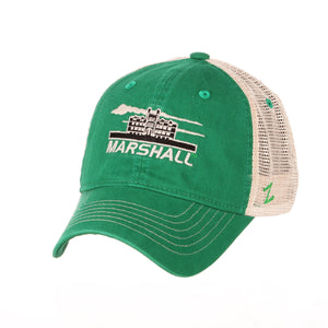 marshall thundering herd old man hat