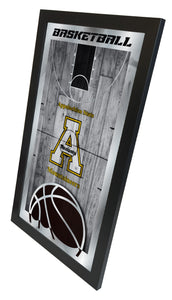 Appalachian State Mountaineers Basketball Mirror